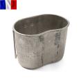実物 フランス軍1QTキャンティーンカップ