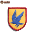 MIL-SPEC MONKEY���ߥ륹�ڥå���� �ѥå�(��åڥ�� Blue Falcon FullColor