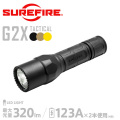 SUREFIRE ���奢�ե����� G2X TACTICAL Single-Output LED�ե�å���饤�� ��G2X-C��