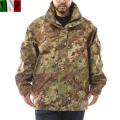 【訳あり】★キャンペーン対象外★実物 イタリア軍ウォータープルーフジャケット 50