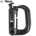 ITW NEXUS Grimloc Carabiner (����ӥ�) BLACK