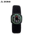 ZERO ゼロKR-006 MILITARY 16M/M WRIST COMPASS ミリタリーコンパス□