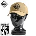 HAZARD4 ハザード4  LOGO CAP ロゴキャップ COYOTE