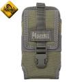 MAGFORCE �ޥ��ե����� MF-0130 Butterfly Smartphone Pouch L TAN/FGW