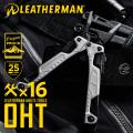 LEATHERMAN �쥶���ޥ� OHT - ONE HAND TOOL SILVER