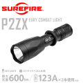 SUREFIRE シュアファイア P2ZX FURY COMBAT LIGHT Single-Output LEDフラッシュライト (P2ZX-A-BK)