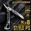 LEATHERMAN �쥶���ޥ�  STYLE PS  �ޥ���ġ���