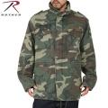 ROTHCO ロスコ VINTAGE M-65ジャケット WOODLAND CAMO