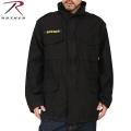 ROTHCO ロスコ VINTAGE M-65ジャケット BLACK