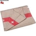 新品 スイス軍ウールブランケット LONG (毛布)