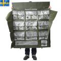 実物 新品 スウェーデン軍 WALL RACK / ORGANIZER