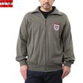 【訳あり】★クーポン対象外★実物 オーストリア軍トレーニングジャケット WHITEパッチ