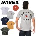AVIREX アビレックス  6163363 シグネチャー ヴァーシティーTシャツ