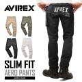 AVIREX ���ӥ�å��� 6166124 AERO PANTS ������ �������ѥ�� �����ե��å�