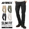 AVIREX ���ӥ�å��� 6166122 FATIGUE PANTS �ե��ƥ����� �������ѥ�� �����ե��å�