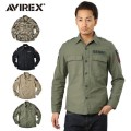 AVIREX ���ӥ�å��� 6165100 NAVAL PATCH �ߥ꥿�꡼�����