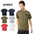 AVIREX ���ӥ�å��� 6123036 FATIGUE ���롼�ͥå�T�����