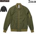 【メーカー取次】C.A.B.CLOTHING N/C ライト MA-1 ジャケット(一重) 1450-01
