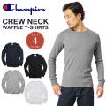 Champion チャンピオン C3-E430 BASIC サーマル Tシャツ 4色