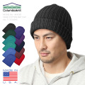 COLUMBIA KNIT製 ソリッドコットンニットキャップ 24265 MADE IN USA #1