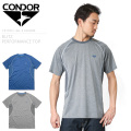 CONDOR コンドル 101103 BLITZ PERFORMANCE TOP Tシャツ