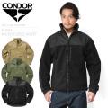 CONDOR コンドル 601 ALPHA マイクロフリースジャケット