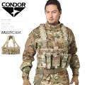 CONDOR コンドル MCR5-008 RECON チェストリグ MultiCam