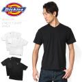 Dickies ディッキーズ GA-18515300 Vネック パックTシャツ 2PIECE