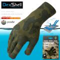 DexShell デックスシェル DG726 ウォータープルーフ・ブリーザブル CAMOUFLAGE グローブ(メリノウール)