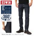 EDWIN エドウィン E STANDARD 360°モーションテーパード EDM32-100(インディゴブルー)