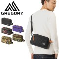 GREGORY ���쥴�꡼ PADDED SHOULDER POUCH �ѥǥåɥ��������ݡ��� M