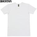 ☆創業祭☆20%OFF☆HOUSTON ヒューストン デイリーウエア パックT-Shirt Vネック ホワイト