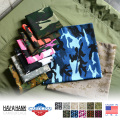 HAV-A-HANK ハバハンク MADE IN U.S.A. CAMOUFLAGE バンダナ 10色