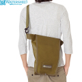 WATERSHED ���������������å� Grid iPad Bag FOLIAGE GREEN