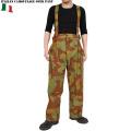 【訳あり】★クーポン対象外★実物 新品 イタリア軍1960年代カモオーバーパンツ