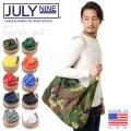 JULY NINE ジュライナイン JN001L Sushi Sack(スシサック) ショルダーバッグ LARGE