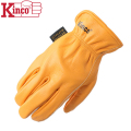 ☆創業祭☆20%OFF☆Kinco Gloves キンコグローブ  81 GRAIN BUFFALO LEATHER DRIVER グローブ