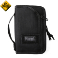 MAGFORCE �ޥ��ե����� MF-0820 Travel Passport Pouch Black