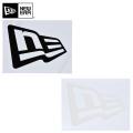 【メーカー取次】 NEW ERA ニューエラ Die-cut Flag Logo ステッカー