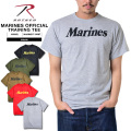 ROTHCO ロスコ MARINES トレーニング用Tシャツ5色