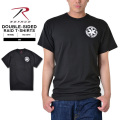 ROTHCO ロスコ 6676 DOUBLE-SIDED EMT(EMERGENCY MEDICAL TECHNICIAN)Tシャツ