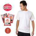 RED KAP レッドキャップ MJ-SK2PJ 2枚組 へヴィーウェイト クルーネックTシャツ