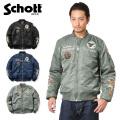 Schott ショット 3162036 SOUVENIR MA-1 フライトジャケット