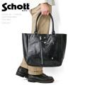 Schott ショット 3169008 LEATHER RIDERS トートバッグ