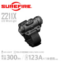 【キャンペーン対象外】SUREFIRE シュアファイア 2211X WristLight LEDリストライト(2211X-A-BK)