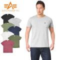 ALPHA アルファ TC1072 S/S ポケット Tシャツ