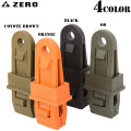 ZERO ���� AL-082 �ߥ� ZERO ALLIGATOR CLIP ���ꥲ����������å�4������