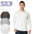 Velva Sheen ベルバシーン 161644 L/S ヘンリーネック Tシャツ