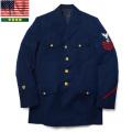 実物 米軍沿岸警備隊 USCG ギャバジン ジャケット