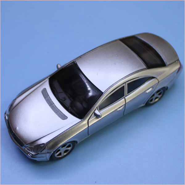 建築模型自動車